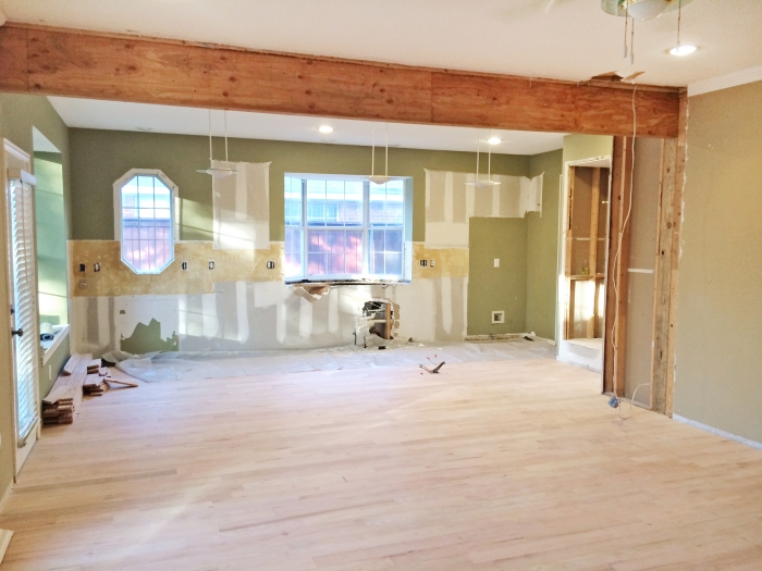 Wall Removal to Create an Open Floor Plan   Apollo Structural   Structural  Engineering in California. Wall Removal to Create an Open Floor Plan   Apollo Structural