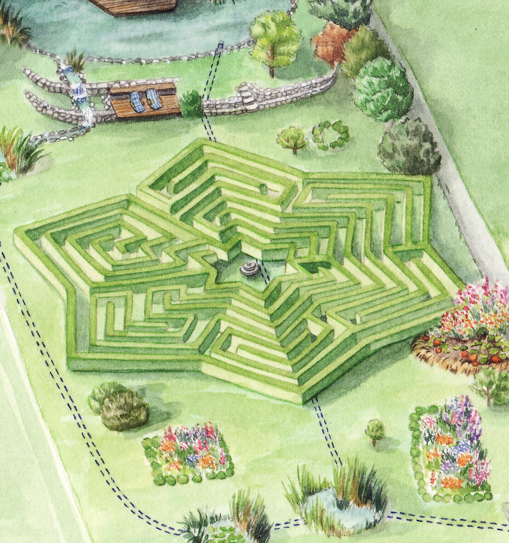 Garten Tessenberg