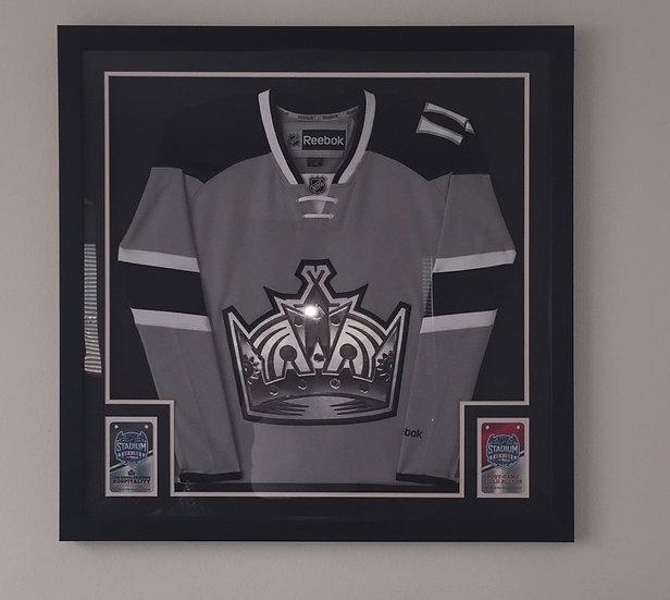 LA Kings 2014 Outdoor Stadium Game Jersey