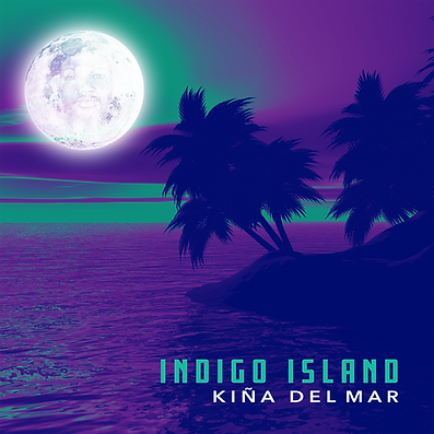 Indigo Island by Kiña del Mar