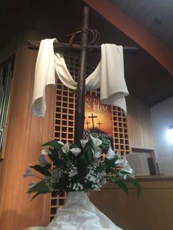 He has risen, indeed!