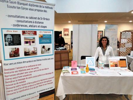 5ème salon du Développement Personnel à Nantes