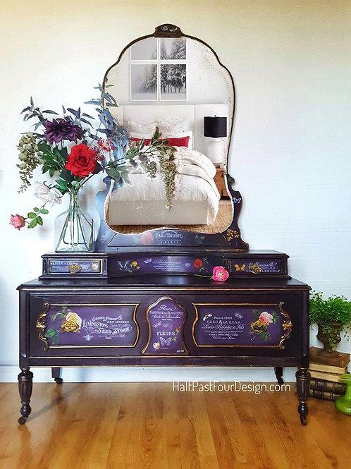 """""""Lila"""" the Antique Dresser"""