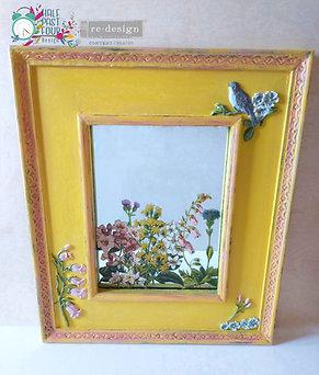 Springtime in Bloom Mirror