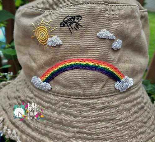 Rainbows and Sunshine Bucket Hat