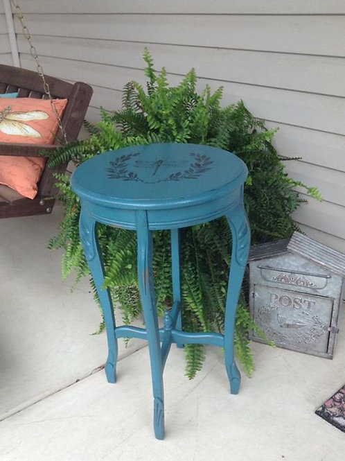 Antique Dragonfly Table