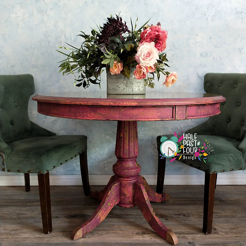 Cosmic Boho Chic Dining Table
