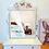 Thumbnail: Dresser Top Valet/Vanity, Shaving Mirror