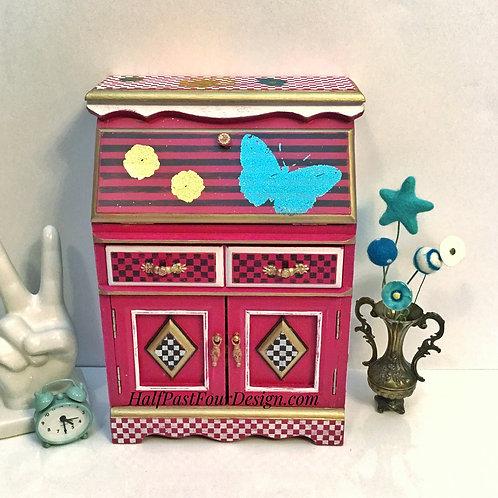 Boho Jewelry Box