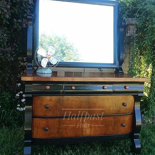 Empire Dresser with Mirror