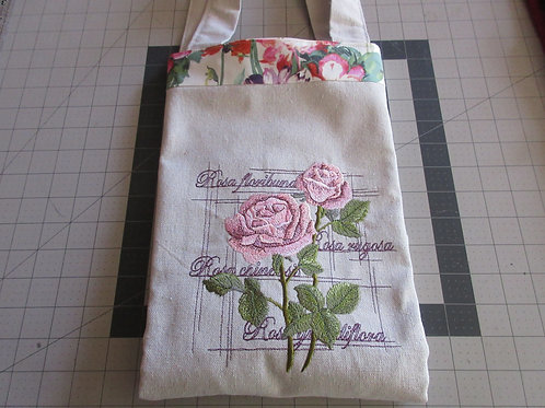 Tote Bag - A Rose by Any Other Name