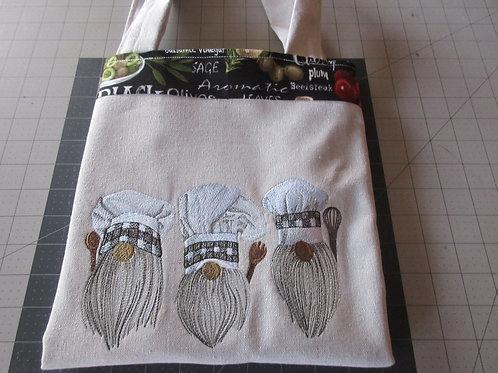 Tote Bag - Baking Gnomes