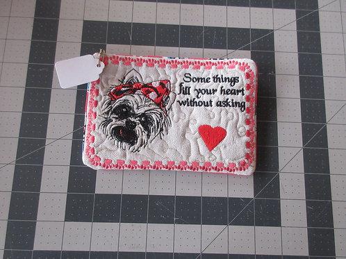 Coaster/Mouse Pad - Yorkie
