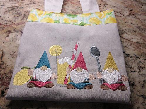 Tote Bag - Lemonade Loving Gnomes