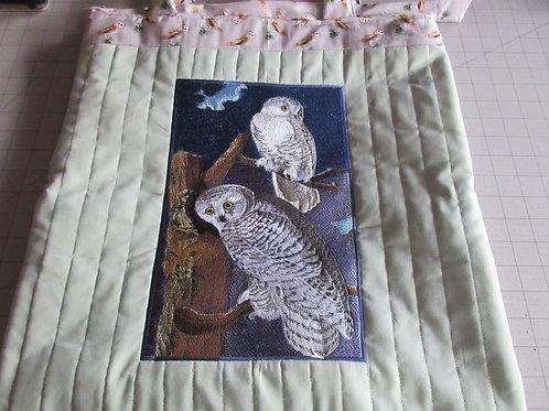 Satchel - Owl Themed