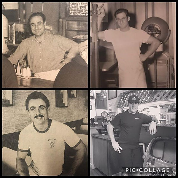 Great GPA Tony, GPA Joe Sr., Joe Jr., and Ricky