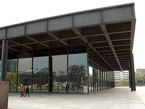 Berlin's Neue Nationalgalerie set to open in August after six-year renovation