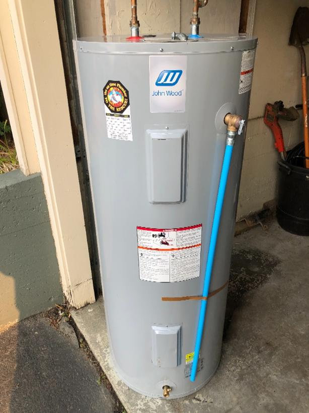 Hot Water Tank Maintenance