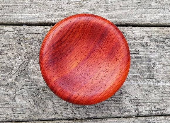 Padauk Platelet bowl