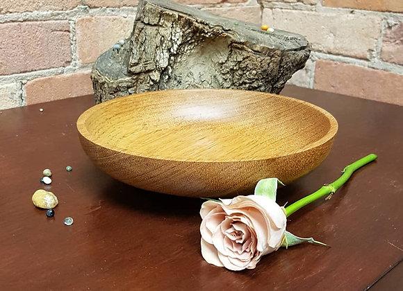 Jatoba low bowl