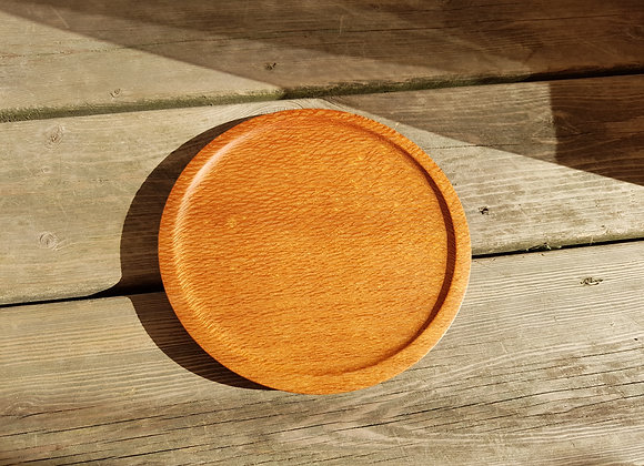 lacewood plate