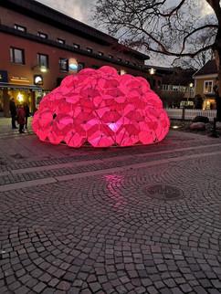 Umbrella dome