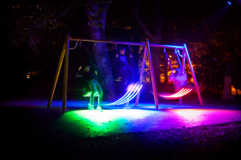 Light swing