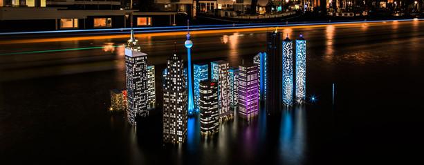 Atlantis - The sunken city