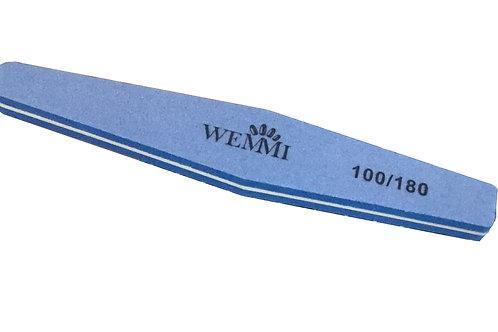Lima pulidora con forma de espada