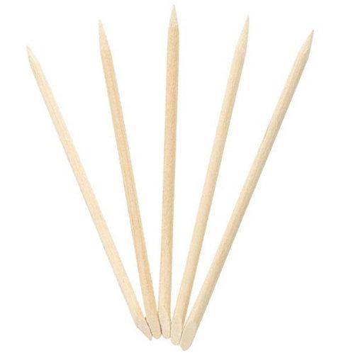 Palo de madera uñas de manicura