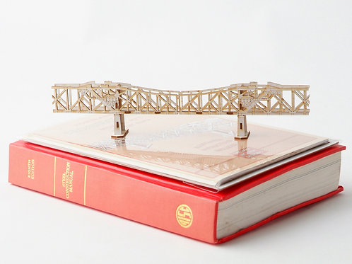 Broadway Bridge - Model Kit