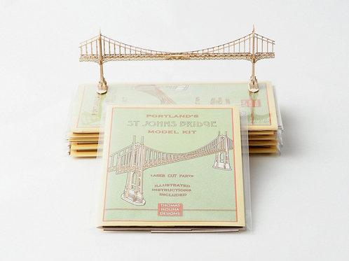 St Johns Bridge - Model Kit