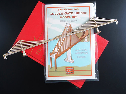 Golden Gate Bridge - Model Kit