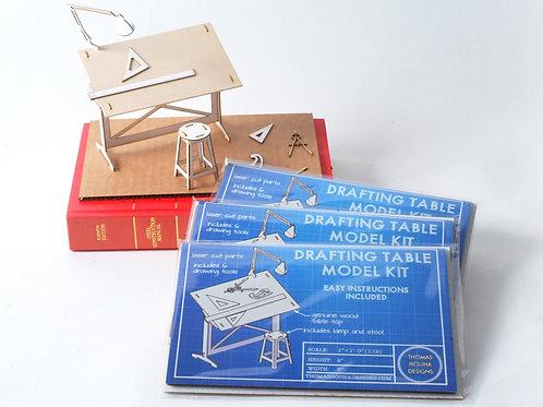 Drafting Table - Model Kit