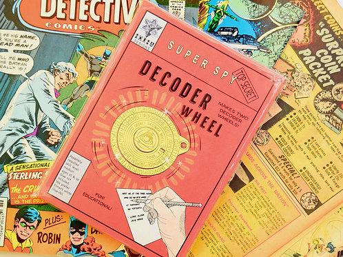 Decoder Wheel - Model Kit