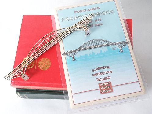 Fremont Bridge - Model Kit