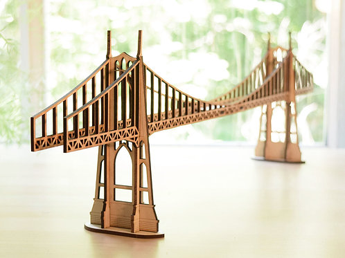 Large St Johns Wood Bridge - Model Kit