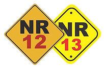 Logo NR-12 e NR-13 | Metal Cruzado