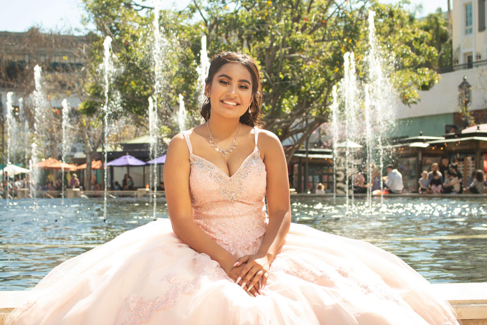 Jessica Quinceañera