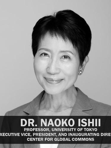 Dr. Naoko Ishii