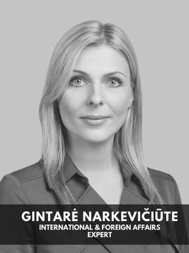 Gintare Narkeviciute