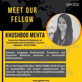 Khushboo Mehta