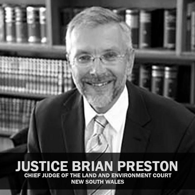 Justice Brian Preston