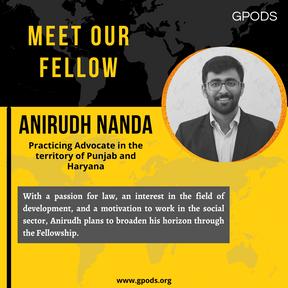 Anirudh Nanda
