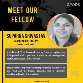 Suparna Srivastav
