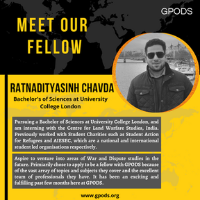 Ratnadityasinh Chavda