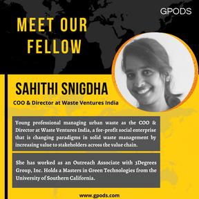 Sahithi Snigdha