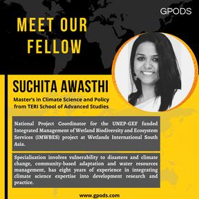 Suchita Awasthi.