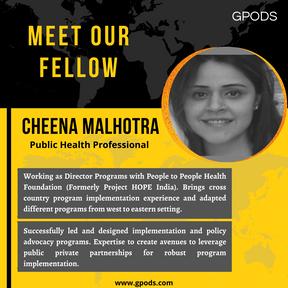 Cheena Malhotra