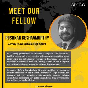 Pushkar Keshavmurthy